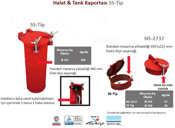 Halat & Tank Kaportası