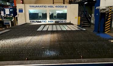 çelik işleme merkezi