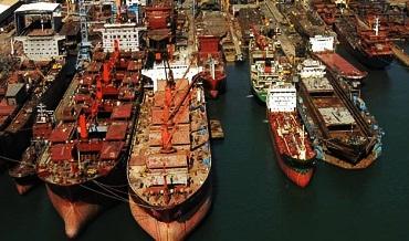 gemi ekipmanları imalatı